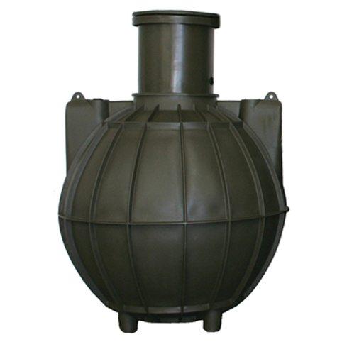 Water Tank Underground 2