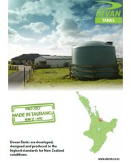 Water Tank installation - NI